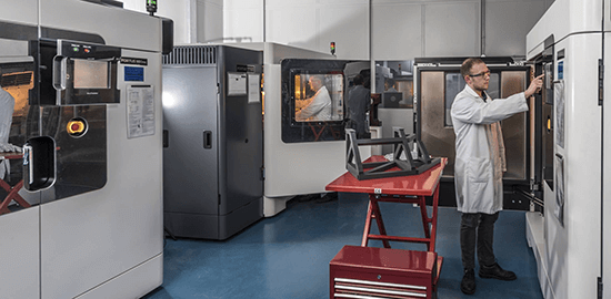 How to apply 3D printing on the Supply Chain