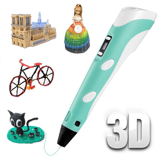 How To Use 3D Printing Pen